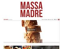 Website - Massa Madre