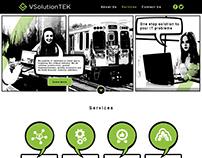 vsolutiontek webpage