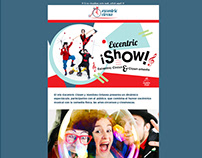 EXCENTRIC SHOW | Newsletter