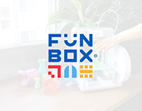 FUN BOX Logo & Identity Redesign