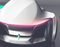 AUTONOMOUS/OFFROADER SUV // thesis project