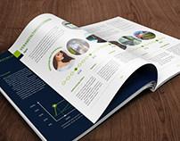 Design für Betriebszeitung und Mitarbeitermagazin
