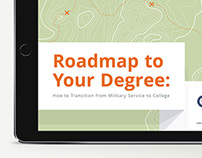 National University // Military Guide for iPad