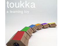 Toukka - A Learning Toy for ages 2+ [OLD PROJECT]