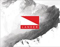 Lander Branding