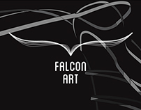 Falcon Art (web & graphic design)