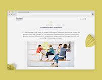 Haustedt & Partner – Screen Design