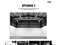 Website Design | Studio 1
