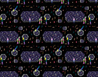 I NEED MORE SPACE PATTERN
