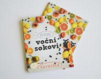Fruit juice broshure