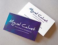 Business Card - Miguel Calvet