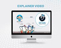 Explainer video for IoT Lab