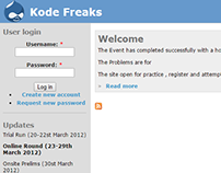 Kode Freaks