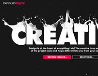 De Souza Digital - Concept