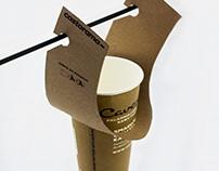 Universal Coffee Cup Sleeve
