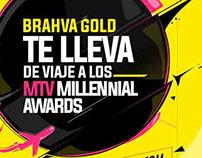 Brahva Gold / MTV Millennial