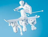 Ronald McDonald House 2015 - BC Ski Challenge