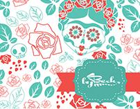 Textile/Surface Design Collection: Friducha