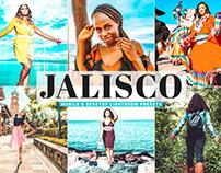Free Jalisco Mobile & Desktop Lightroom Presets