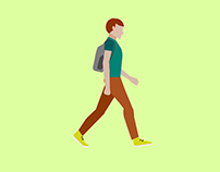 Vector Icons People Project