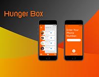 HungerBox Corporate App UI Revamp