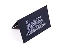 John Le Cras + Associates Corporate Christmas Card
