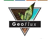 GeoFlux Logo Design