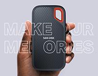 San Disk Rebranding