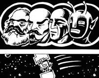 El Origen de Carlitos Mars (Lucha Libre Spinoff) Comic