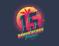 7 Clans Paradise Casino 15th Anniversary