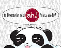 Panda Hoodie Design Contest