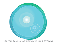 Faith Family Academy Film Festival Graphics