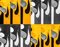 DROPS // Wallpaper&Pattern