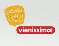 Campaña 360 BRF Vienissima