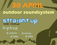 Urban Unit Queensday flyer