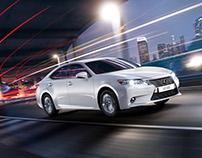 Lexus ES & Lexus LX