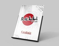 Cardápio - Rakki Makis e Sushi
