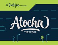 Atocha Typeface