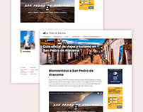 All San Pedro de Atacama | Web Design