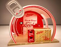 Coca Taste the feeling of Egypt