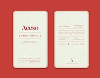 Aceso Branding & Packaging
