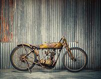 1921 Harley Boardtrack Racer