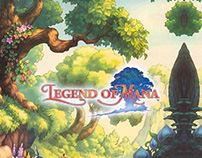 Legend of Mana Collab - 2015