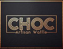 Choc Artisan Waffle