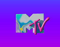 MTV Logo Animated