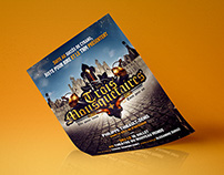 Les Trois Mousquetaires - Teaser Poster