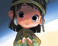 Mongol 90's KID