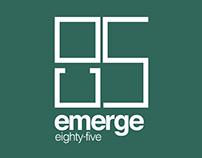 emerge85 brand