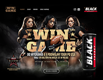 BLACK WIN THE GAME