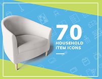 70 interior Icons